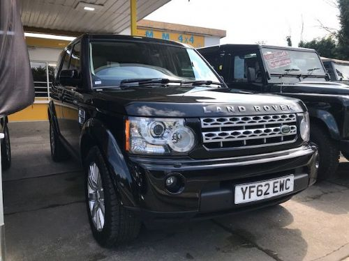 ***SOLD***Discovery 4 SDV6 3.0 HSE Auto 7 Seats 2012***SOLD***